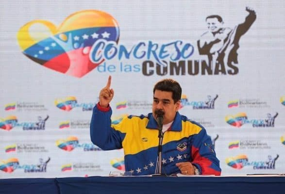 Can the Bolivarian Revolution Survive the Venezuelan Crisis?