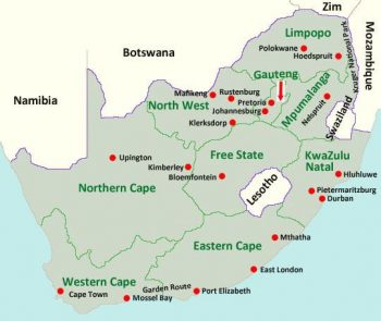 South Africa Province