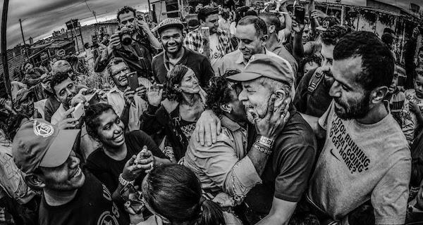 Ricardo Stuckert/Instituto Lula, Lula (2018).