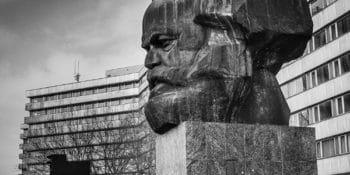 Image Credit: Karl Marx statue (Jörg Schubert CC BY 2.0)