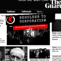 Beholden to Corporatism- How The Guardian Sold Out The Working Class