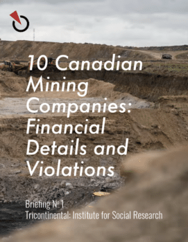 Canadian Mining