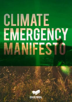Cover of the Climate Emergency Manifesto