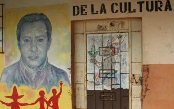 Marcelo Rivera, San Isidro, El Salvador.