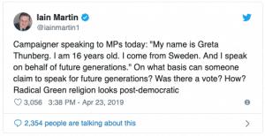 Iain Martin