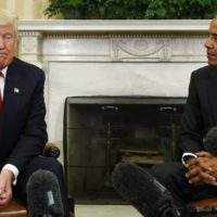 Trump Continues Obama's War On Whistleblowers, Arrests Another Alleged Intercept Source
