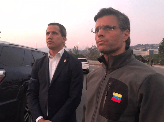 Venezuela- Guaidó's botched coup – what does it mean and what's next? In Defence of Marxism