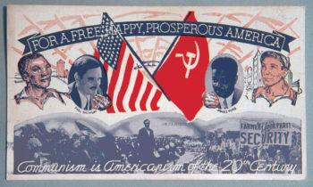 Communism Americanism