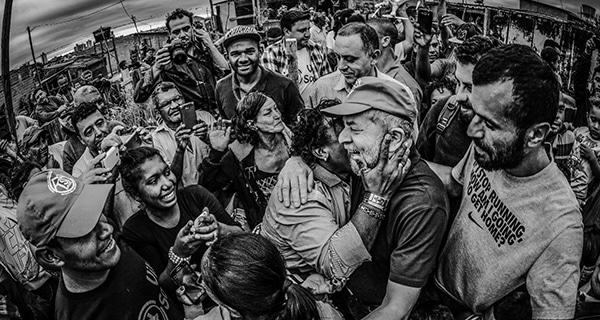 Lula by Ricardo Stuckert, 7 April 2018.
