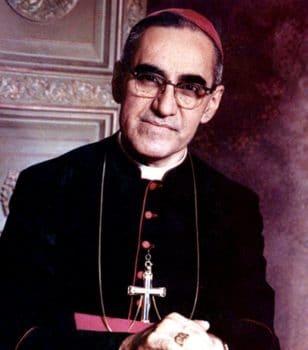 Assassinated Archbishop Oscar Romero