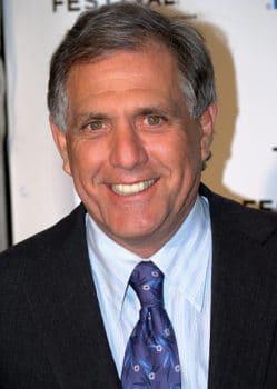 CBS CEO Les Moonves (cc photo- David Shankbone)