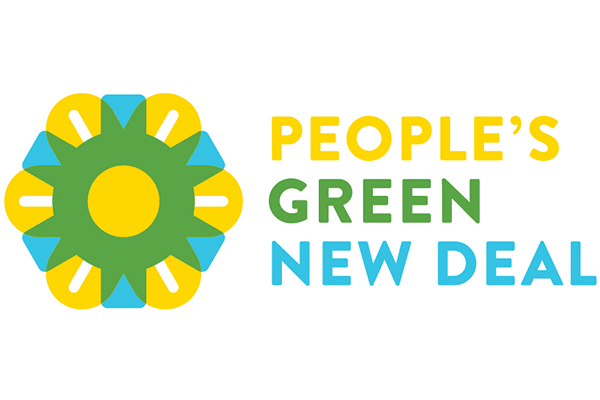 Peoples Green New Deal LOGO