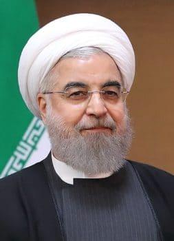 Iranian President Hassan Rouani
