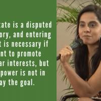 Martha Lia Grajales, founder and organizer of the Unidos San Agustin Convive cooperative. (Venezuelanalysis)
