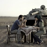 """Today's Life and War"" (2008) by Gohar Dashti"