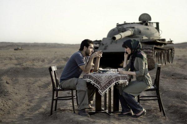 """Today's Life and War"" (2008) by Gohar Dashti"