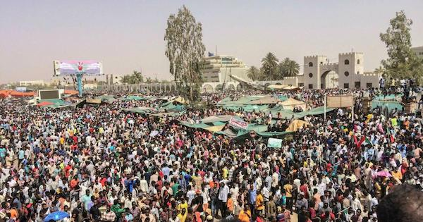 The civilian forces, led by the Sudanese Professionals Association, has embarked on a major mobilization drive on the ground