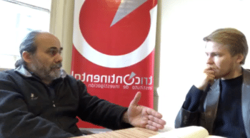 Denis Rogatyuk interviews Jose Seoane about our project.
