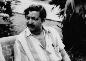 "Brazilian environmentalist Francisco ""Chico"" Mendes in February 1988. Photo: AP"