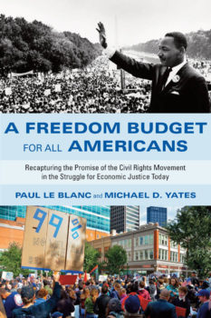 Cover of A Freedom Budget for All Americans: Recapturing the Promise of the Civil Rights Movement in the Struggle for Economic Justice Today