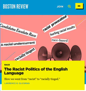 Boston Review (11:26:18)