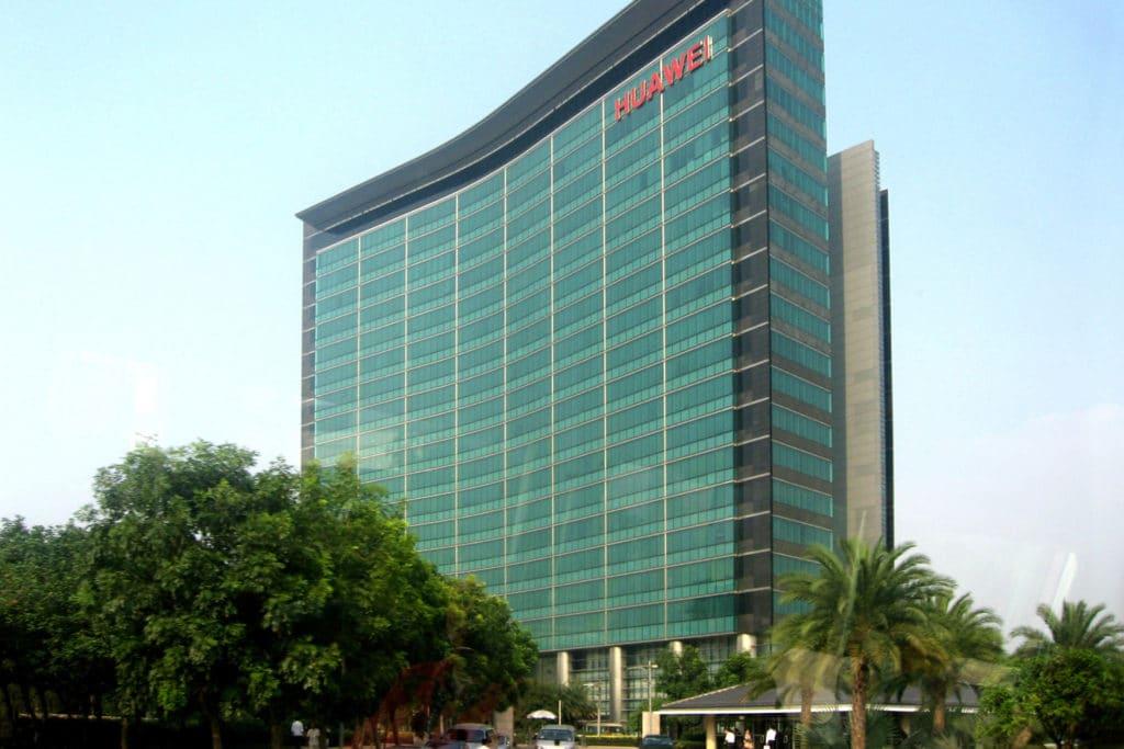 | Huawei headquarters tower in Shenzhen | MR Online