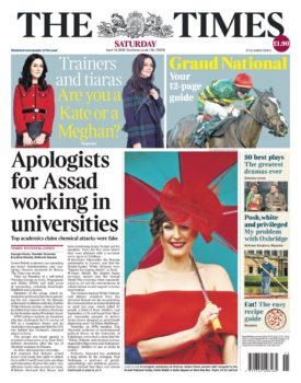 | Times smear Apologists for Assad | MR Online