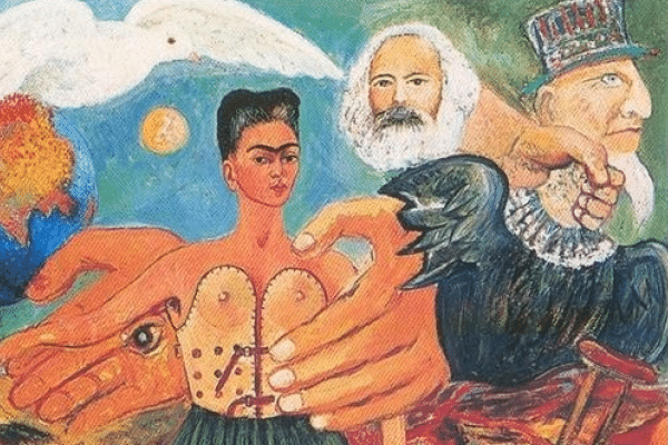 The Art of Frida Kahlo
