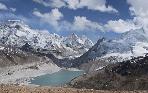 | Himalayan glaciers | MR Online