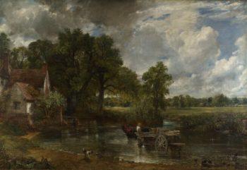 John Constable, The Hay Wain (1821)