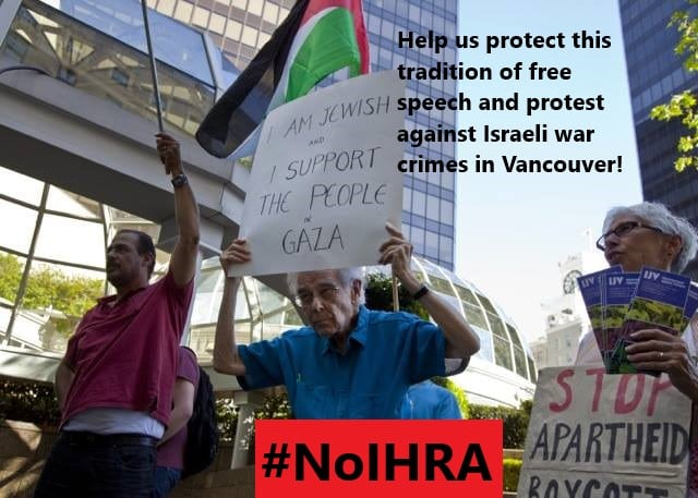 | Vancouver protests | MR Online
