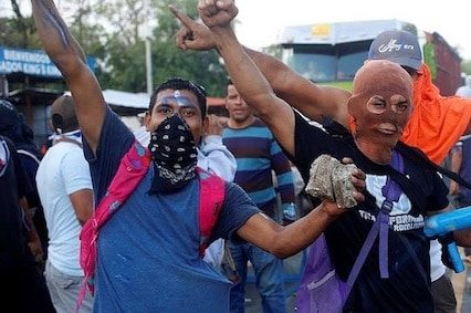 | Book Review Live from Nicaragua Uprising or Coup A Reader | MR Online