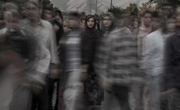 Shadi Ghadirian, Too Loud a Solitude, 2015