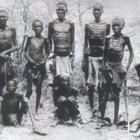 Survivors of the Herero genocide, ca. 1907. Photo- Wikimedia Commons