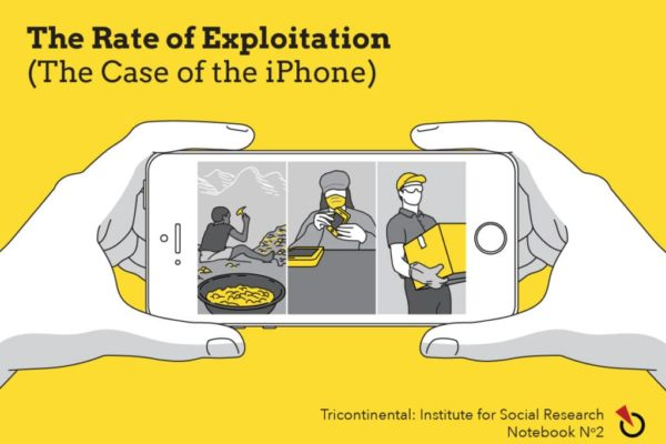 The Rate of Exploitation - The Case of the iPhone