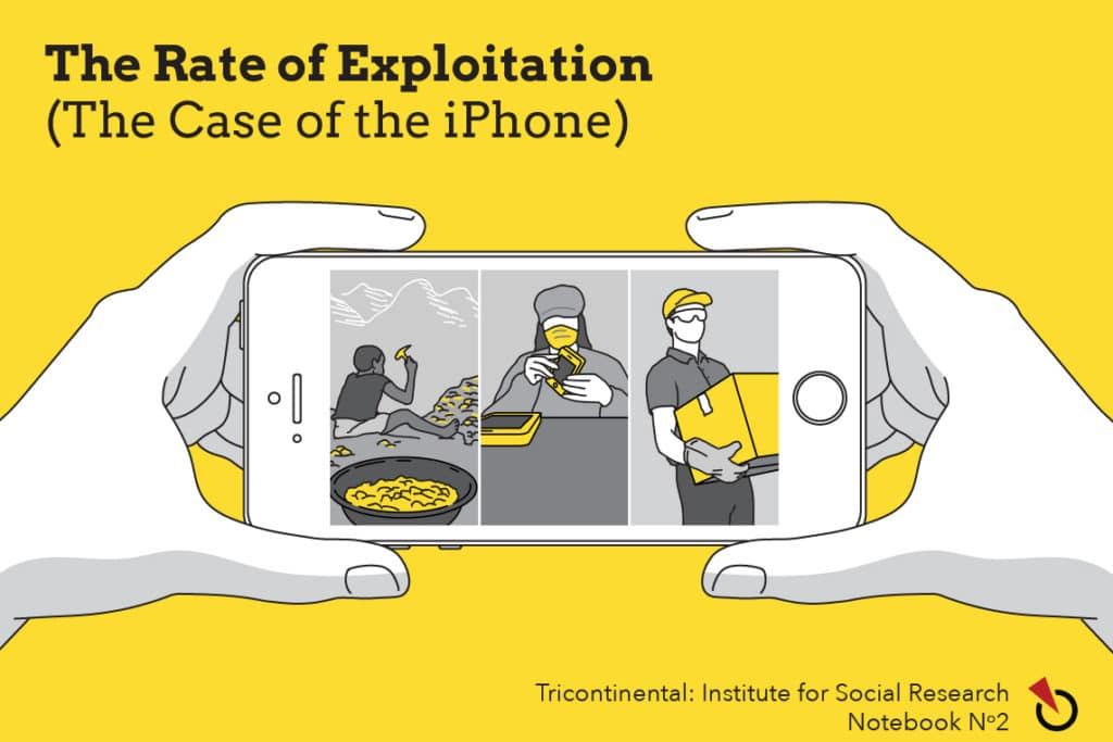   The Rate of Exploitation The Case of the iPhone   MR Online