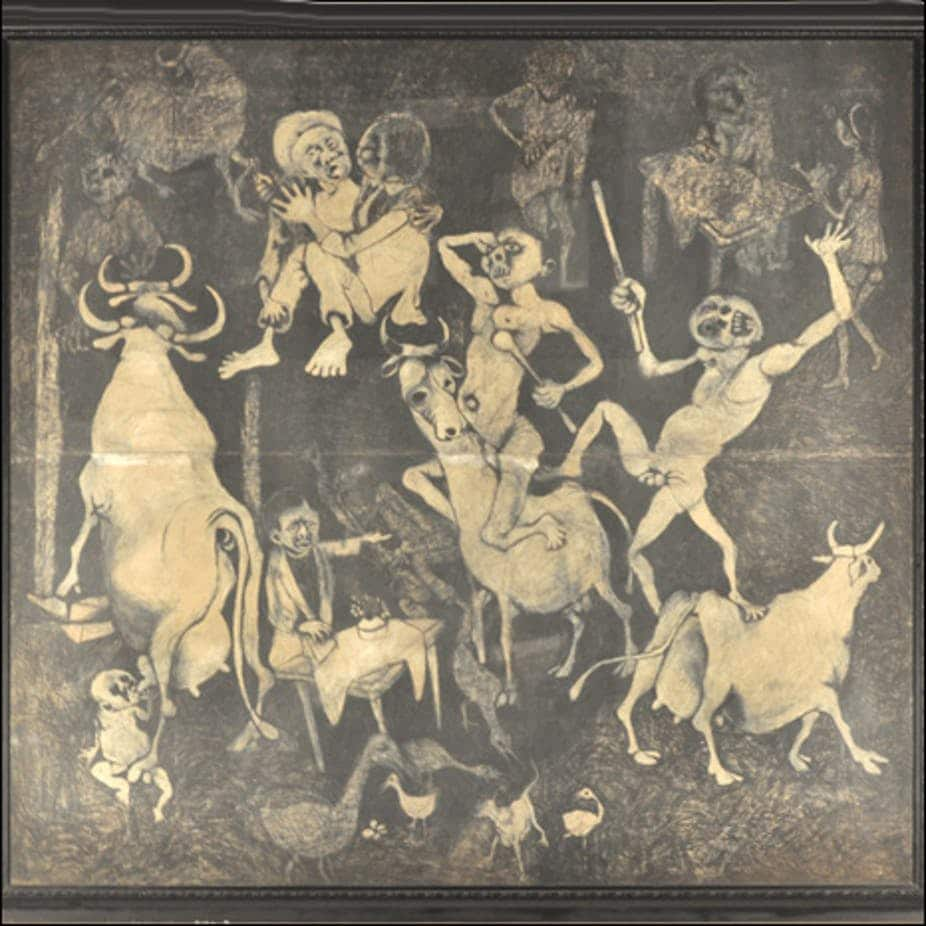   African Guernica by Dumile Feni   MR Online