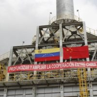 US threats of secondary sanctions have seen Chinese oil company CNPC cancel shipments from Venezuela for the second month in a row. (VTV)
