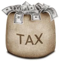 Marx on Taxation