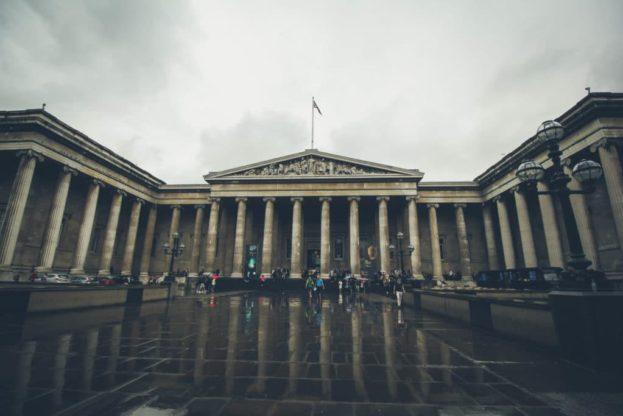 British Museum (Stop W), London