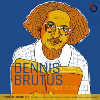| Dennis Brutus | MR Online