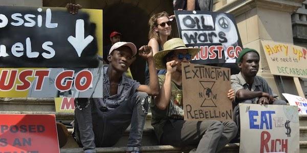 Photo: Extinction Rebellion.