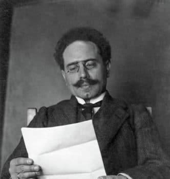 Liebknecht in 1915