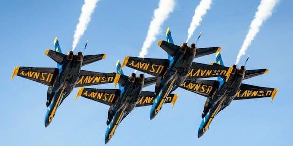 U.S Navy planes