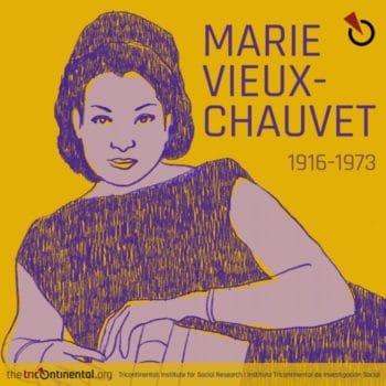 Marie Vieux-Chauvet's