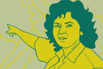 Berta Cáceres,1971-2016