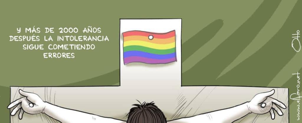 #AgainstHomophobia