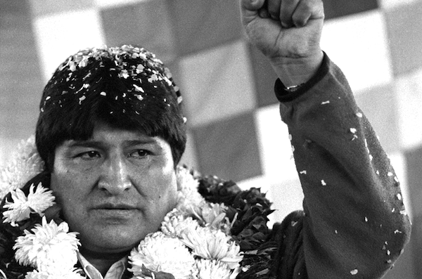 Behind the Racist Coup in Bolivia