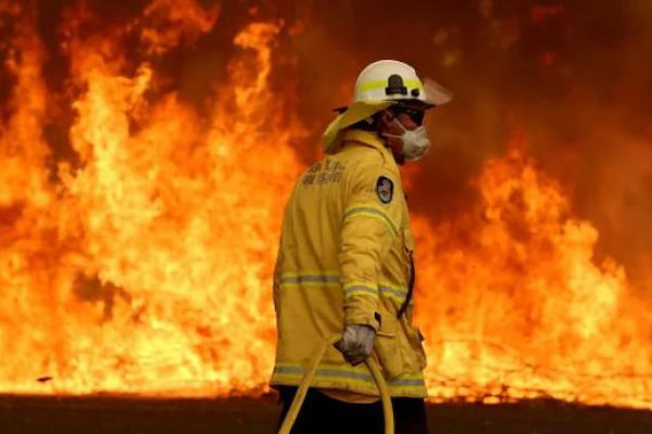 Bushfire crisis- welcome to life on a burning planet