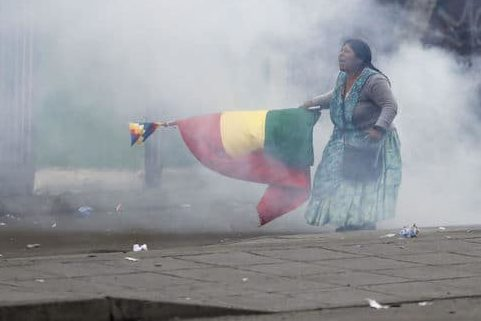 De Facto Government Issues Decree Granting Impunity to Bolivian Police and Armed Forces